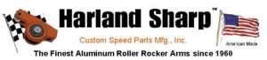 harland sharp logo